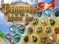 Mängud Treasures of the Mystic Sea