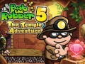 Mängud Bob The Robber 5 Temple Adventure