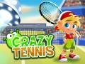 Mängud Crazy Tennis