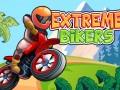 Mängud Extreme Bikers