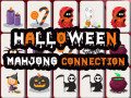Mängud Halloween Mahjong Connection
