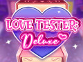 Mängud Love Tester Deluxe
