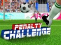 Mängud Penalty Challenge
