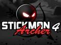 Mängud Stickman Archer 4
