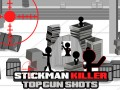 Mängud Stickman Killer Top Gun Shots