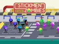 Mängud Stickmen vs Zombies
